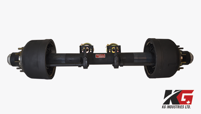 KGI Off-Highway Heavy Duty Axles