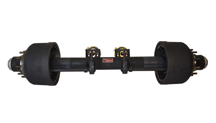 KGI Off-Highway Axles